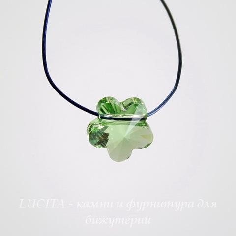 5744 Бусина в виде цветка Сваровски Peridot 8 мм