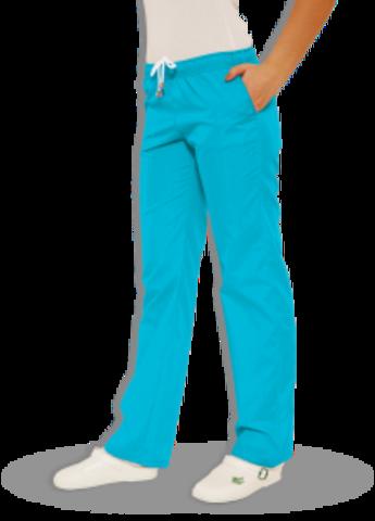 Медицинские женские брюки