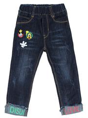 604 джинсы для мальчиков, синие