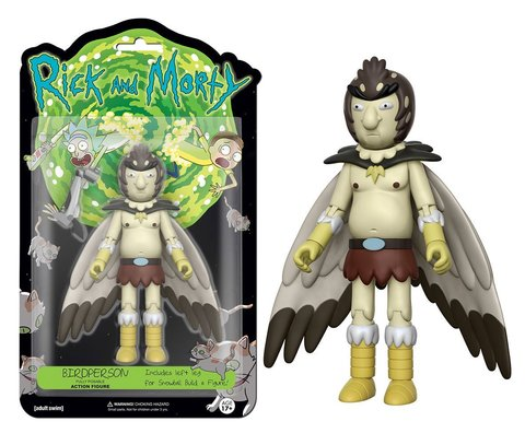 Фигурка Funko Action Figure: Rick  Morty: Bird Person 12928