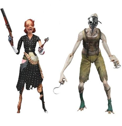 BioShock 2 Crawler Splicer & Ladysmith Splicer 2-Pack