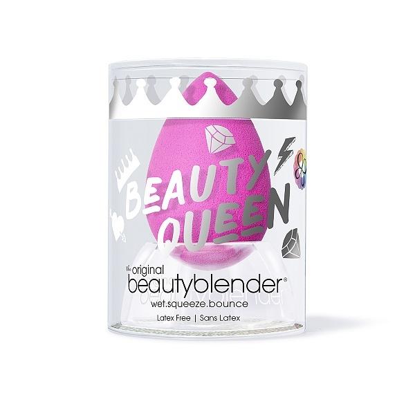 Спонж beautyblender original с подставкой crystal nest