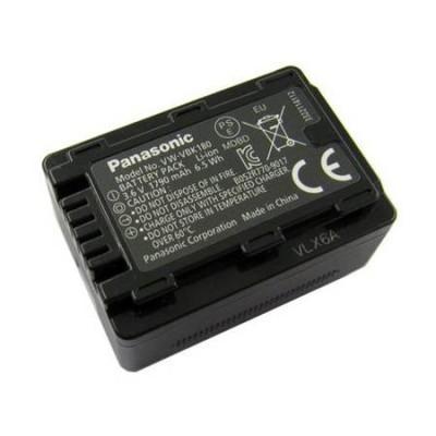 Аккумулятор для Panasonic HC-V100 VW-VBK180 (Батарея для видеокамер Панасоник)