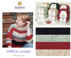 AFRICA Jumper Fashionbox