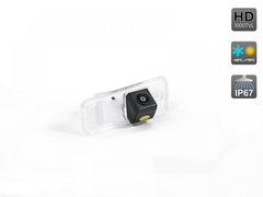 Камера заднего вида для Hyundai Santa Fe III 12+ Avis AVS327CPR (#029)