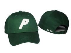 Кепка PALACE (Бейсболка Палас) зеленая