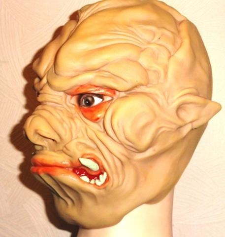 купить резиновую маску женское лицо