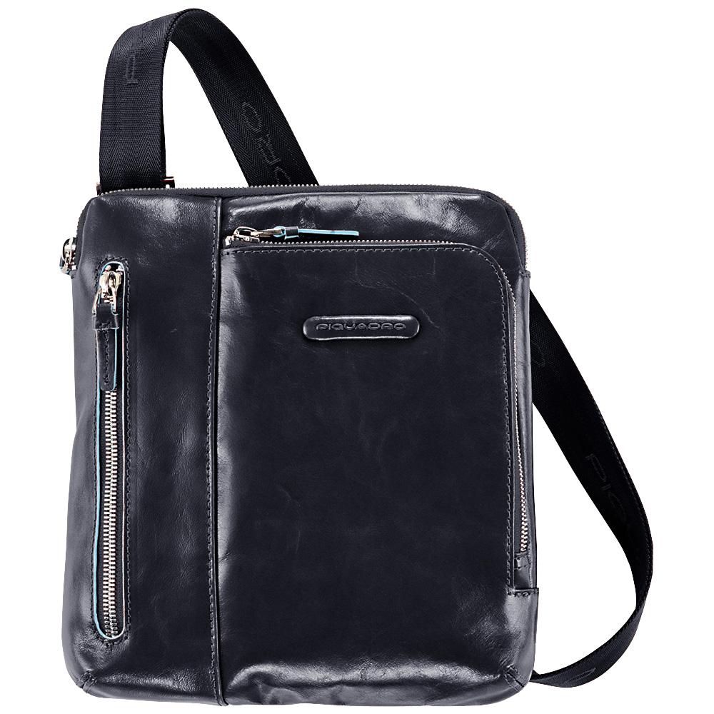 ea67bad86402 Купить Мужская кожаная сумка Piquadro, Blue Square CA1816B2/N по доступной  цене ...