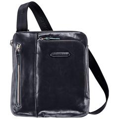 Мужская кожаная сумка Piquadro, Blue Square CA1816B2/N