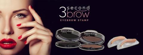 3 Second Brow Eyebrow Stamp - печать для бровей