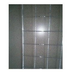 Сетка 1000 х 800 (7*3) ячейка 50х50, хром