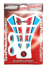 Наклейка на бак TankProtectionSystem PRO GRIP Suzuki GSX-R #04
