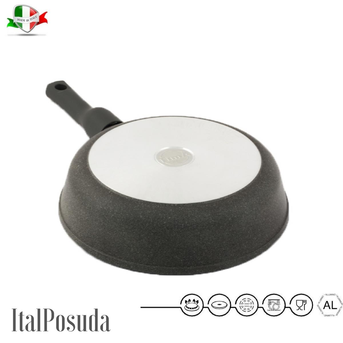 Сковорода со съёмной ручкой TIMA Паприка, 26 см