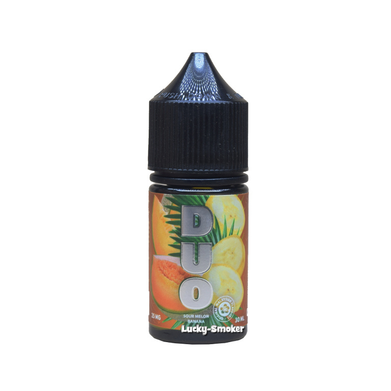 Duo Salt 30 мл Sour Melon Banana