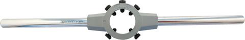 Вороток-держатель для плашек круглых ручных Ф20х5 мм