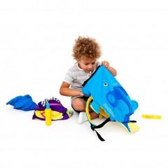 Paddlepak Тропическая рыба детский рюкзак