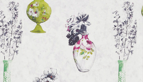 Обои Designers Guild Contarini P611/01, интернет магазин Волео