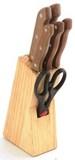 Набор ножей 7 предметов, артикул 24600-EKS01, производитель - Atlantis