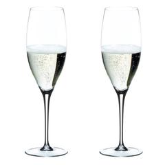 Набор бокалов для шампанского 2шт Vintage Champagne 330 мл