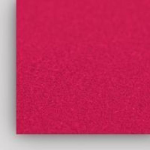 Бумага для флокирования изображения Flock Finishing Sheet AT Carmen Red, красная, 49.5 см x 34,5 см