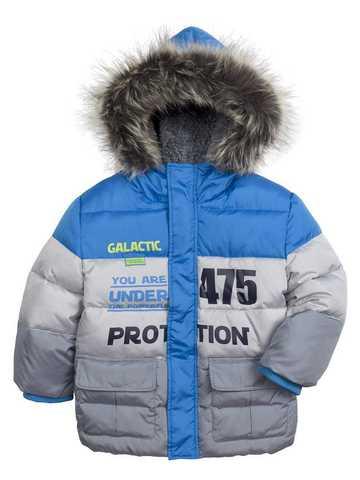 Pelican BZWW375 куртка для мальчиков серая