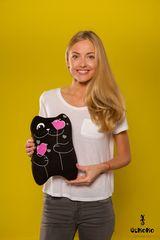Подушка-игрушка антистресс «Котик Мотик» 2