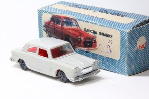 Lancia Flavia #A-6 USSR remake 1:43