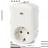 Модуль-выключатель в розетку Philio Plug с измерением энергопотребления