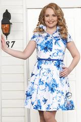 "Bambinomania. Платье для кормящих ""Ломбардо"" В1517, размер XL"