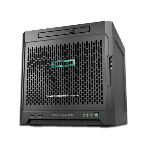 Сервер HPE ProLiant MicroServer Gen10 Opteron X3418 (P07203-421)