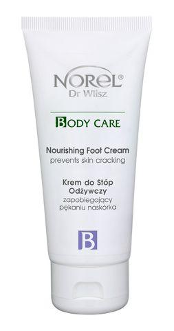 *Питательныи? крем для кожи стоп (NOREL/BODY CARE/100мл/DK 394)