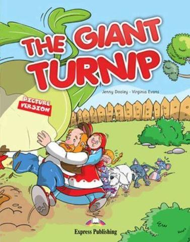 The Giant turnip. Pupil's Book. Книга для чтения