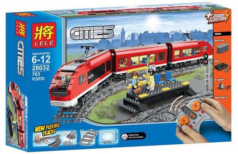Конструктор City LELE 28032(City 7938)