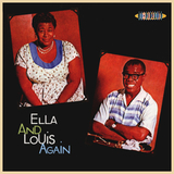 Ella Fitzgerald & Louis Armstrong / Ella And Louis Again (LP)