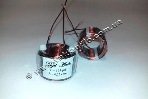 Катушка индуктивности Vajd Audio 125 µH * 0.22 Оhm* 0.8 mm