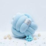 """Декоративная узловая подушка """"Fist"""", артикул 1600001180108, производитель - Nice Pillow"""