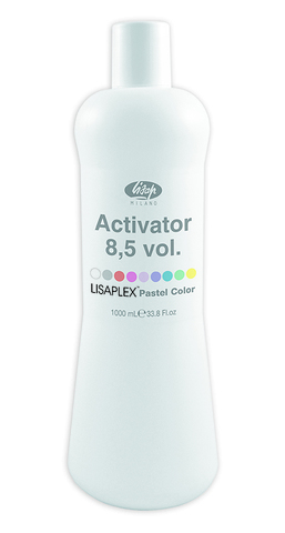 Эмульсия-Активатор Lisaplex Pastel Color Activator 2,5% 8,5 Vol 1000 мл