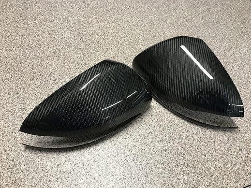 Mirror сovers for Mercedes C-class W205