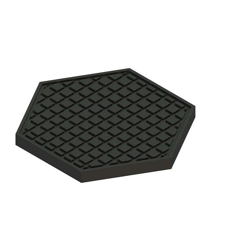 Чугунная плитка 400х400х25