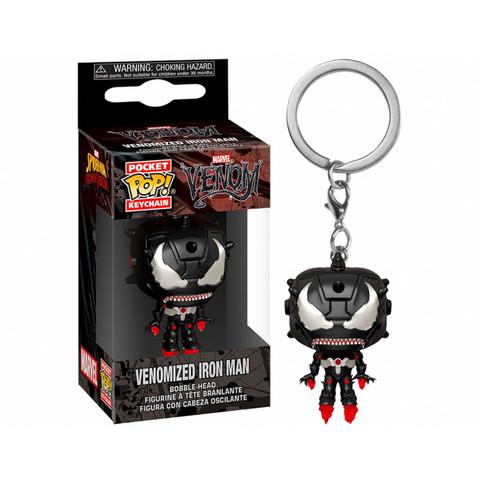 Веном Железный Человек || POP! Venomized Iron Man