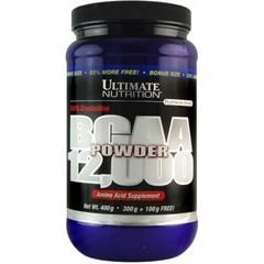 UltimateBCAA 12000 powder 400gr
