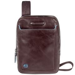 Мужская кожаная сумка Piquadro, Blue Square CA3084B2/MO