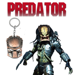 Брелок Predator Mask Metal 03