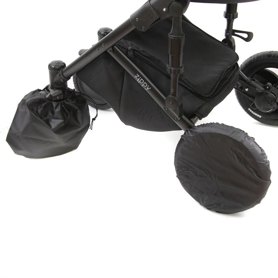 Чехлы для колясок Чехлы на колеса детской коляски c поворотными колесами чехлы_12_и_10.jpg