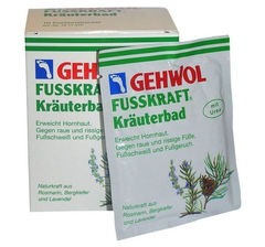 Gehwol Fusskraft Herbal Bath - Травяная ванна