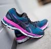 Asics Gel-Nimbus 17 Женские кроссовки для бега синие