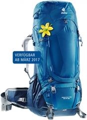 Рюкзак женский туристический Deuter Aircontact PRO 55+15 SL (2017)