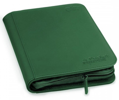 4-Pocket ZipFolio XenoSkin Green