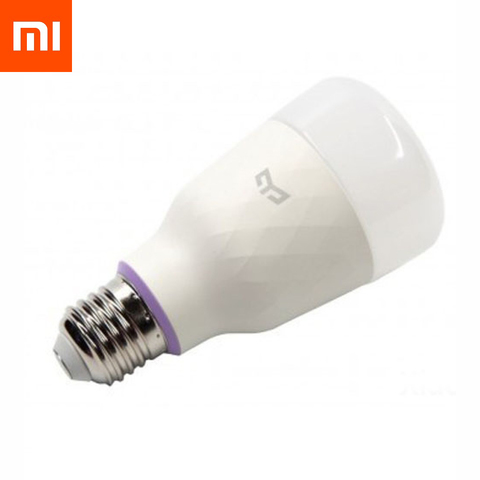 Лампочка Xiaomi Yeelight Smart Led Bulb (Color)