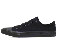 Кеды Converse All Stars II Low Black All